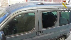 Detenidas dos personas en Guardamar al ser sorprendidas sustrayendo un bolso