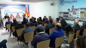"""El PP asegura que el Consell """"pasa olímpicamente"""" de Orihuela"""