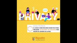 Bigastro recibe un premio por fomentar la protección de la privacidad de las mujeres en internet