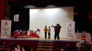 Rafal celebra el año olímpico con un completo calendario deportivo para los escolares del municipio
