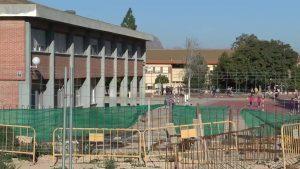 El plan Edificant remodela el colegio de Benejúzar