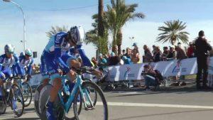 Torrevieja acogerá la llegada de la tercera etapa de la Vuelta ciclista a la Comunidad Valenciana
