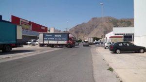 Las ayudas no llegan al Polígono Industrial Puente Alto