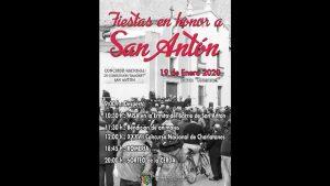 Orihuela celebra sus fiestas del barrio de San Antón los próximos días 18 y 19 de enero