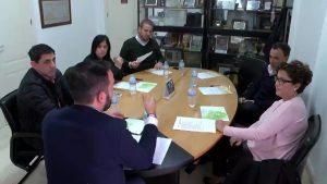 Reunión en Callosa para exigir más guardias civiles
