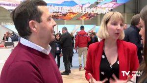 San Miguel de Salinas visita FITUR para actualizar su oferta turística