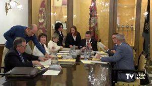 La Mesa de Las Cortes Valencianas llega a Orihuela