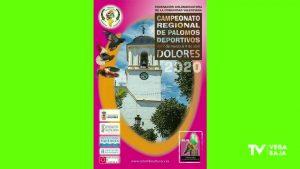Dolores acoge el Campeonato Regional de Palomos Deportivos 2020