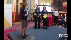 Bigastro recoge el Premio Nacional a las Buenas Prácticas