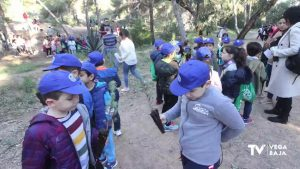 Guardamar celebró el Día del Árbol y el Medio Año Festero