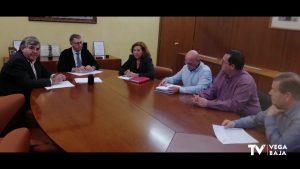 Almoradí exige a CHS vigilancia permanente en la zona «0» hasta que concluyan las obras