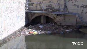 Próxima instalación de barreras de flotantes en el Segura