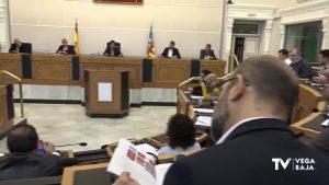 La Diputación reúne a más de una veintena de alcaldes afectados por el trasvase