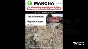 Sierra Escalona busca ser declarada Parque Natural