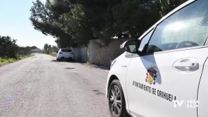 Inician las obras de acondicionamiento del Camino de Los Grillos de La Murada
