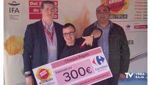 Jaime Gilabert, campeón del «Mejor arroz mediterráneo»