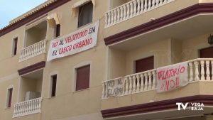 Cs en San Miguel sobre el velatorio: «Las obras avanzan y la inquietud de los vecinos va a más»