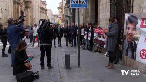 Manifestación en Orihuela para pedir que no se archive el caso de Henry Alejandro