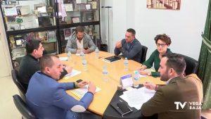 Mociones conjuntas para reclamar más efectivos de la Guardia Civil en el Cuartel de Callosa