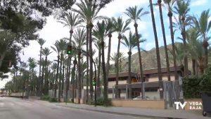Suspensión de clases y actividades al aire libre en varios puntos de la comarca por el viento