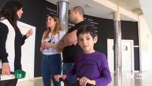 Rafal acoge una gala benéfica para ayudar a un niño con Asperger