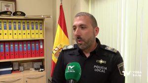 Premio para el Jefe de la Policía Local de Dolores por el trabajo desarrollado durante la DANA