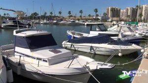 La baja rentabilidad del puerto de Guardamar lleva a pagar la mitad de las nóminas de los trabajador
