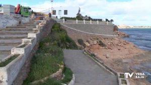 La remodelación del paseo marítimo de Cabo Roig supone una inversión de 475.000 euros