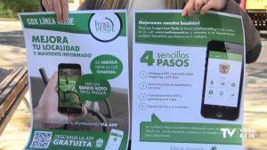 Cox presenta el nuevo servicio «Línea Verde» para que los vecinos comuniquen incidencias