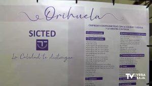 Entregados 59 distintivos Sicted a empresas y servicios públicos de Orihuela