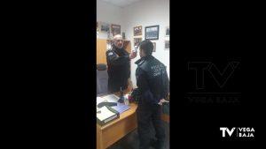 La policía local de Orihuela propone sancionar a once personas