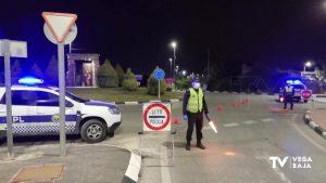 La Policía intensifica los controles para que se cumpla el confinamiento