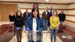 Ayuntamientos impulsan medidas económicas y sociales para paliar la crisis del Covid-19