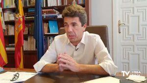 La Diputación de Alicante reacciona para dar asistencia a los vecinos