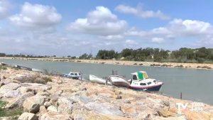 Regantes de la Vega Baja y la CHS gestionan la alta conductividad del Segura
