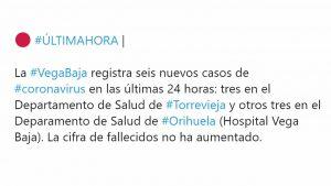 Barceló pide a Justicia certificados de defunción para esclarecer el número de muertes por COVID-19