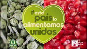 La Alcachofa de la Vega Baja se suma a la campaña «Este País Lo Alimentamos Unidos»