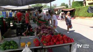 Autorizados los mercadillos para productos alimentarios a partir del 30 de abril