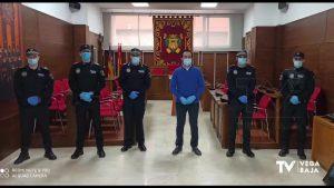 Callosa de Segura incorpora siete nuevos agentes a la Policía Local