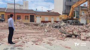 2,6 millones de euros para las obras de remodelación del CEIP Miguel de Cervantes de Algorfa
