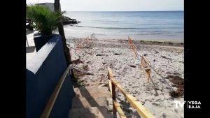 Orihuela Costa abre sus playas para practicar deporte profesional y federado