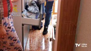 La Guardia Civil detiene a una pareja de Torrevieja por un presunto delito de tráfico de drogas