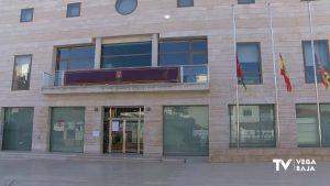 Positivos asintomáticos de COVID-19 entre el personal del Ayuntamiento de Pilar de la Horadada