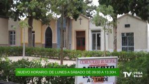 Reapertura y mejora de las instalaciones municipales del cementerio de Almoradí