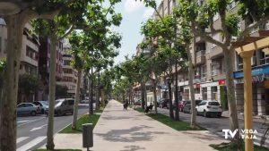 Se peatonaliza la Avenida Teodomiro para garantizar el distanciamiento social entre peatones