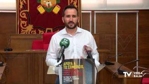 Callosa de Segura lanza una campaña para impulsa el comercio local