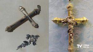 La Purísima volverá a lucir la Cruz del «Pavo real» este domingo tras ser restaurada