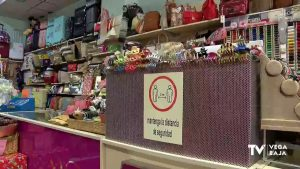 El comercio local de Callosa de Segura comienza a reactivarse tras el parón del confinamiento
