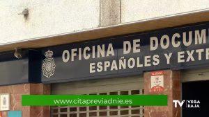 Policía Nacional inicia de forma gradual el servicio de cita previa para el DNI o Pasaporte