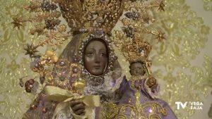 Celebración del centenario de la coronación canónica de la patrona de Orihuela